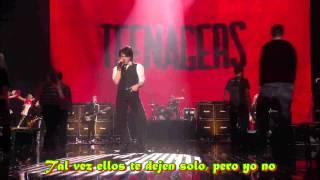 My Chemical Romance - Teenagers (subtitulado en español)