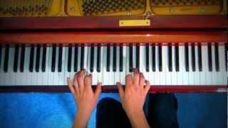 Stay - Rihanna (Instrumental Piano Cover)