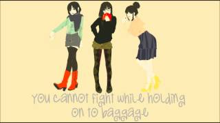 Foundation - Perfume [English Sub]
