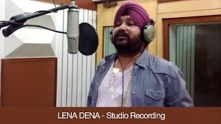 Lena Dena | Commando Film | Studio Recording