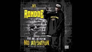 Rondoe - I Dont C U