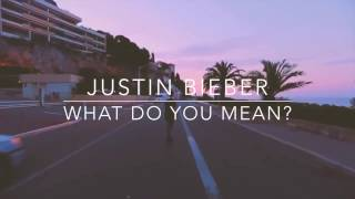Justin Bieber - What Do You Mean? (Chill Trap Remix)
