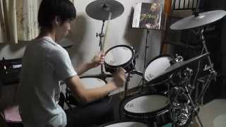 Iron Maiden - Prowler (Drum Cover by 14-Year-Old Drummer Shion)