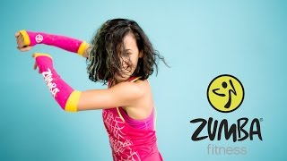 Pitbull - Fireball ft. John Ryan Zumba Fitness Warm-Up by Anora Mubarak