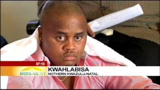 Tribal Authority settles feud between Maskandi artists Khuzani and Mthandeni width=