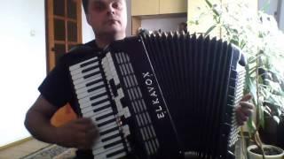 Yakety Sax (Benny Hill) - akordeon cover
