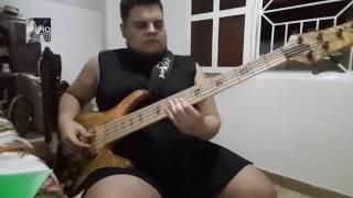 FORRÓ NO BAIXO - BRUNO GUIMARÃES - FUI PARTIU (WESLEY SAFADÃO) BASS COVER