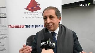 Hamid Ben Elafdil : « Nous avons besoin de marraines qui accompagnent les jeunes ».