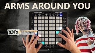 XXXTENTACION & Lil Pump - Arms Around You (Launchpad Cover) Instrumental
