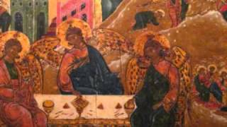 Vasily Titov, Glory - Only-Begotten Son, Russian Icon Painters