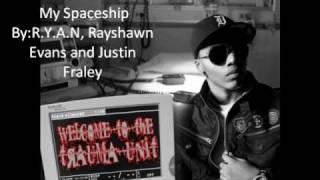 My Spaceship by Drawingboard EXP