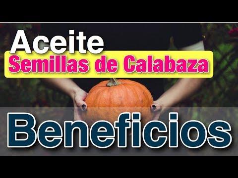 Propiedades y beneficios del aceite de Semillas de Calabaza