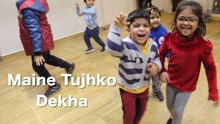 Maine Tujhko Dekha   Golmaal Again   Toddlers/Kids Dance Video   Bollywood Dance   Deepak Tulsyan