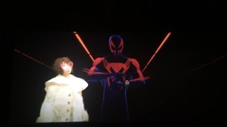 Spider-Man: Into The Spider-Verse End Credits Scene (EASTER EGG)