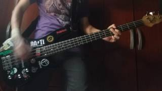Millencolin - Bring Me Home (Bass Cover)