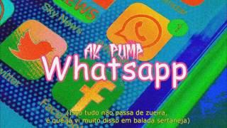 5 - AK PUMP - WHATSAPP [Prod. Twinkle Beats]