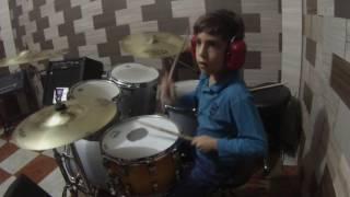 Paulo César Baruk - Sobre a Graça-Drum Cover- Isaac