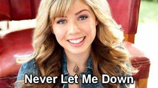 Jennette McCurdy - Never Let Me Down - Studio Clip (HD)