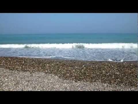 plage de oued laou – Maroc.MOV