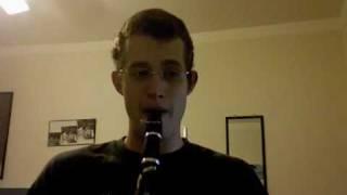 Clarinet Lesson: Extreme Range, Clarinet Fingerings