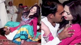 Wedding Hot Mujra Party By Crazy Girl Dance And  Public Kissing