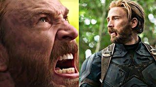 Captain America - Survivor (Music Video)