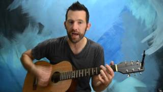 In the Secret with Syncopation Strumming Pattern - Advanced