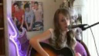 A Little Bit Longer - Jonas Brothers (Acoustic) - Tiffany Jo Allen Cover