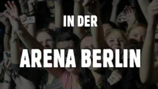 Planet Pop - Der radioeins Völkerball in der ARENA BERLIN // Trailer Lang