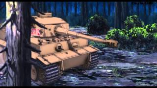 AMV Girls und Panzer - In the Army now