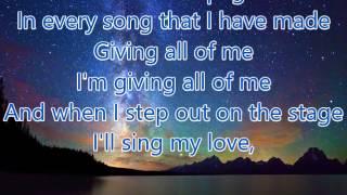 FiveFold All of me Lyrics