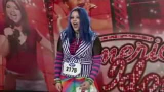 American Idol - Briana Davis - The Phantom of the Opera