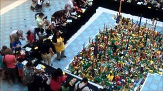 Lego Event at Mall of America