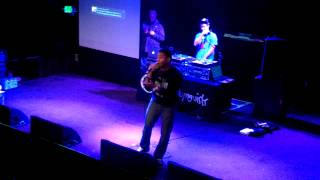 Nujabes (Feat. Substantial) - Hikari (LIVE)