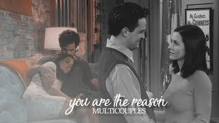 multicouples | you are the reason (5k)