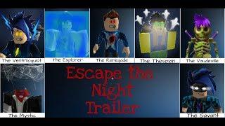 Escape the Night | Roblox | Trailer