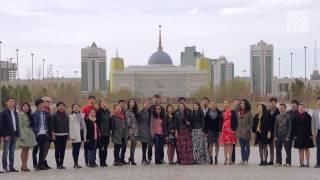 Budapesti Nemzetközi Kórusünnep - Astana Philharmonic Chamber Choir (KAZ) - Tavaszi szél (Müpa 2015)