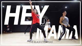 The Black Eyed Peas | Hey Mama | Choreography by Jac Valiquette
