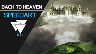 (3rd place) Back to Heaven | Speed Art