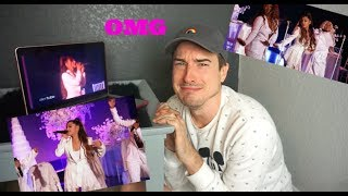 Ariana Grande thank u, next on The Ellen Show 2018 {REACTION VIDEO}