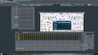 FL Studio Remake: Hard Rock Sofa & Eva Shaw - Get Down (FLP!)