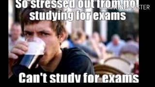 STUDY motivation destroyer video (funny) ;)