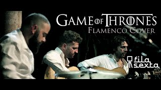 Cover Game of Thrones - Juego de Tronos flamenco