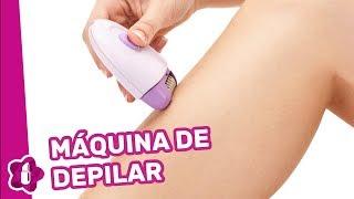 Máquina de depilar eléctrica: cómo usarla