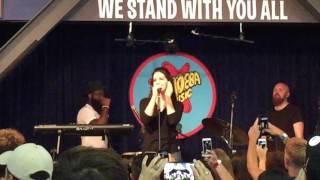 Lana Del Rey - Heroin Live Amoeba LA