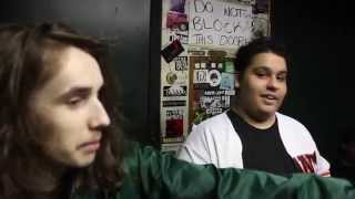Pouya Fat Nick SDotBrady and Twonoutspoken live in Dallas Texas
