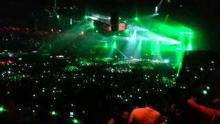 Tiësto - Animals (Martin Garrix) Live at Heineken Starclub 2013