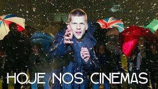 Truque de mestre 2 (now see you me 2) - Hoje nos cinemas