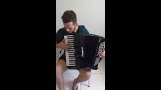Solos de Musicas Gaúchas no Acordeon Roland Fr 3x