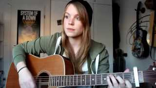 Toxicity - System of a Down (Sarah Mia acoustic cover)